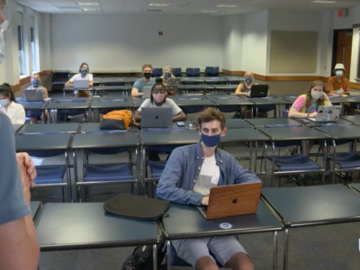 New video shares best practices for safe return to campus